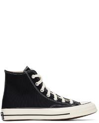 Converse Black Chuck 70 Hi Sneakers