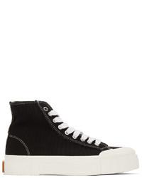 Good News Black Palm High Sneakers