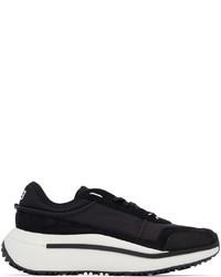 Y-3 Black Qisan Cozy Sneakers