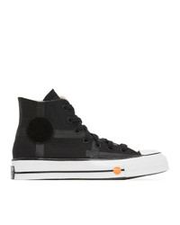 Converse Black Rokit Edition Chuck 70 High Sneakers