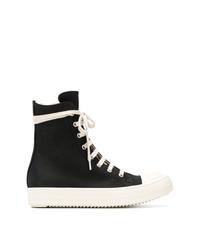 Rick Owens DRKSHDW Hi Top Sneakers