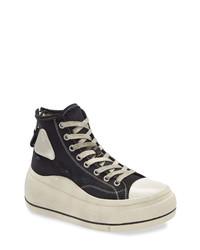 R13 Platform High Top Sneaker