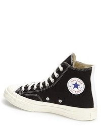 d7486b669b1 ... Comme des Garcons Play X Converse Chuck Taylor Hidden Heart High Top  Sneaker ...