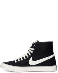 4935737bd06f Nike Primo Court Mid Canvas Casual Sneakers From Finish Line, $64 ...