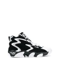 Reebok Zig Zag Hi Top Sneakers