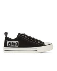 Valentino Garavani Black Vltn Sneakers