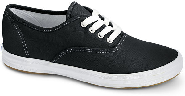 aca5faef9 Keds Champion Canvas Lace Up Sneakers, $45 | jcpenney | Lookastic.com
