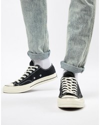 Converse Chuck Taylor 70 Ox Trainers In Black 162058c