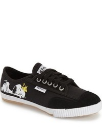 Fe lo peanuts canvas sneaker medium 715357