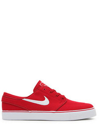 5e6aadafbf Nike Sb Zoom Stefan Janoski Canvas Shoes, $85 | PacSun | Lookastic.com