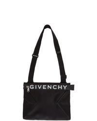 Givenchy Black Spectre Messenger Bag