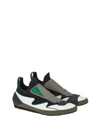 Salvatore Ferragamo Acqua Sock Sneaker