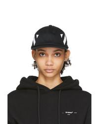 Off-White Black Diag Baseball Cap
