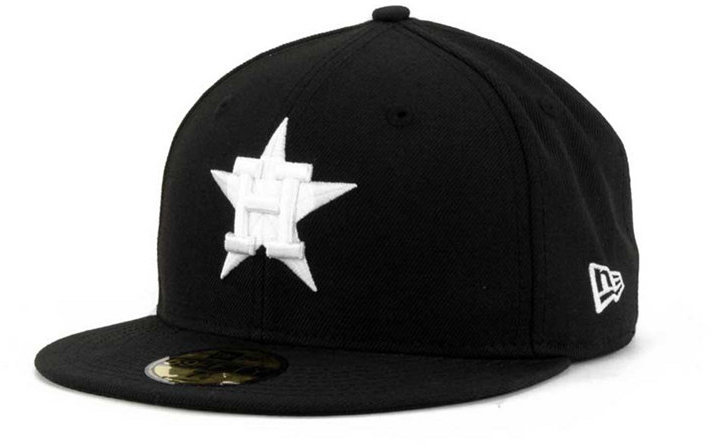 finest selection 5a0d3 80a8a ... Caps New Era Houston Astros Mlb B Dub 59fifty Cap ...