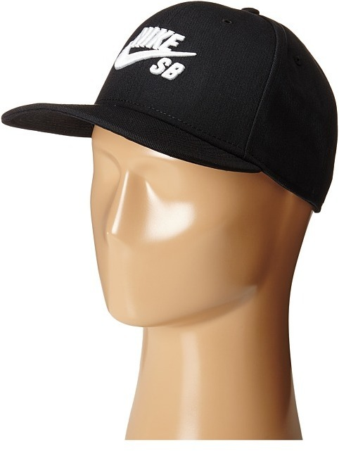 f7c37828f3f ... Black and White Caps Nike Icon Snapback Caps ...