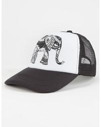 Paisley Elephant Trucker Hat