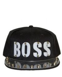 Soho Girl Boss Studded Snapback