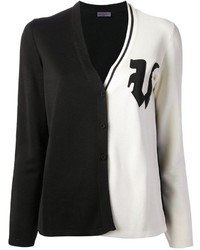 Black and white cardigan original 4674672