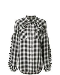 Forte Dei Marmi Couture Checked Shirt