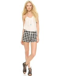 Blaque Label Checkered Shorts | Where to buy & how to wear