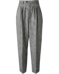 Saint Laurent Yves Vintage Wide Leg Trousers