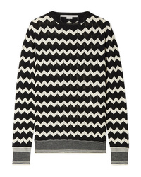 Stella McCartney Intarsia Wool Sweater