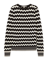 Stella McCartney Pointelle Knit Wool Sweater