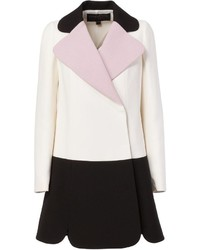 Giambattista Valli Colour Block Coat