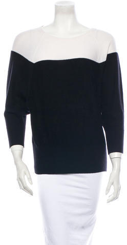 Narciso Rodriguez Cashmere Sweater W Tags