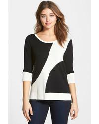NYDJ Dot Intarsia Sweater