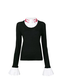 Vivetta Layered Shirt Sweater