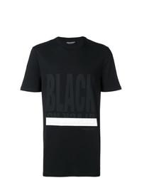 Contrast short sleeve t shirt medium 8029454
