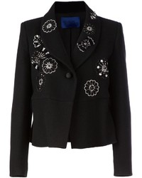 Sharon Wauchob Embroidered Floral Jacket