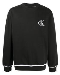 Calvin Klein Jeans Contrast Stripe Sweater