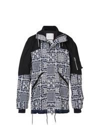 Sacai Patterned Lightweight Jacket