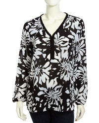 Find great deals on eBay for black floral blouse. Shop with confidence. Skip to main content. eBay: Shop by category. Lily White Women Blouse Black Floral Top Bell Sleeves Choker Neck Birds X Large. Lily White · Size (Women's):XL. $ or Best Offer +$ shipping. Free Returns.