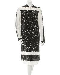 Loewe Printed Midi Dress