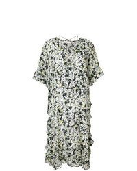 See by Chloe See By Chlo Floral Tied Neck Dress