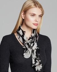 Lauren Ralph Lauren Juliette Floral Silk Scarf