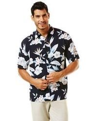 Havanera Floral Casual Button Down Shirt