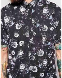 Nana Judy Muse Floral Short Sleeve Shirt