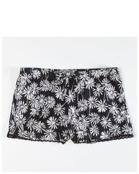 Full tilt daisy print girls soft shorts medium 60718