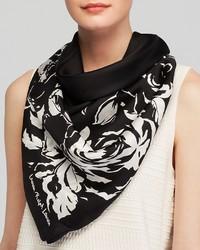 Lauren Ralph Lauren Rimma Floral Silk Square Scarf