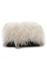 Accessories the big fur clutch medium 225754