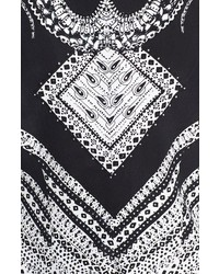 Roberto Cavalli Print Silk Blazer