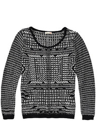 Gb Tribal Jacquard Sweater