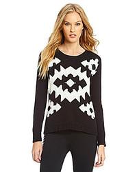 Kensie Tribal Sweater