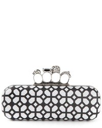 Alexander McQueen Knucklebox Clutch