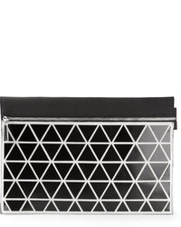 Victoria Beckham Triangle Clutch