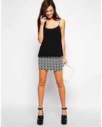 Only Square Aztec Nana Skirt